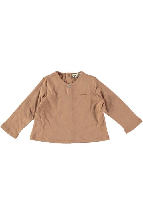 Shirt baby painter chestnut