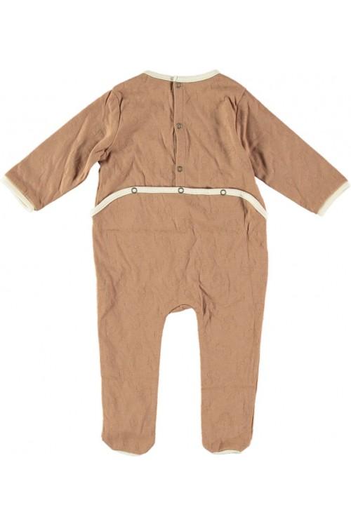 Pyjama bébé en jersey bio exclusif risu risu