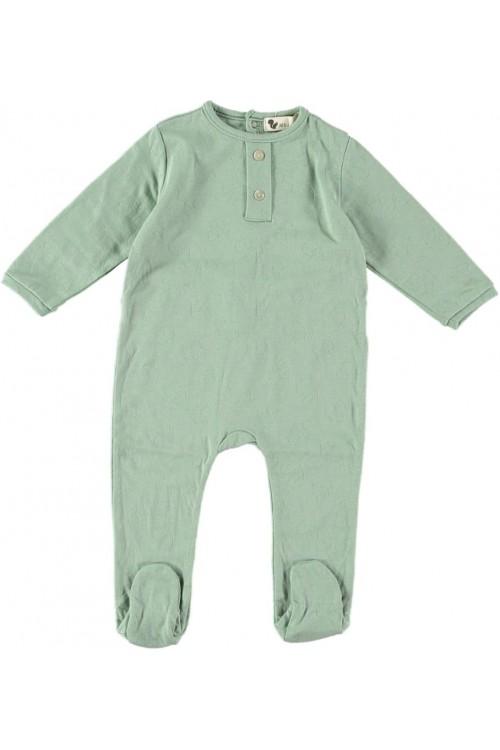 Pyjamas almond organic cotton