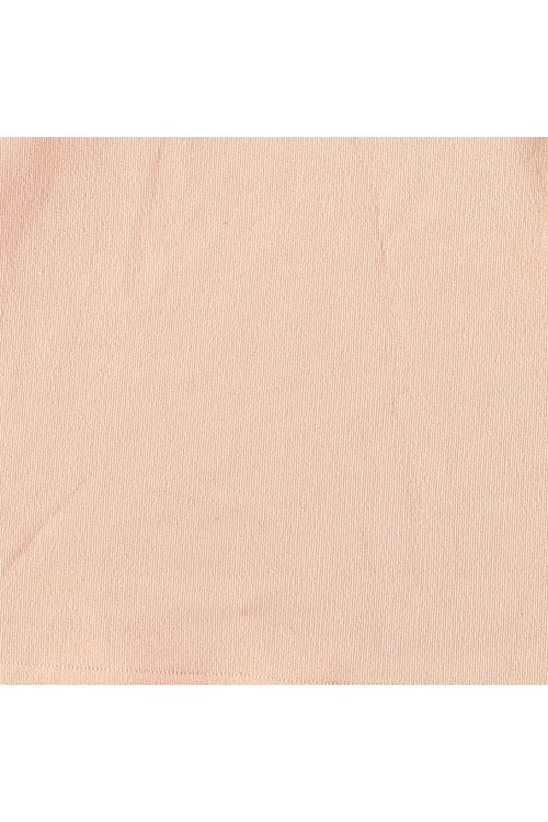 molleton français en coton bio rose
