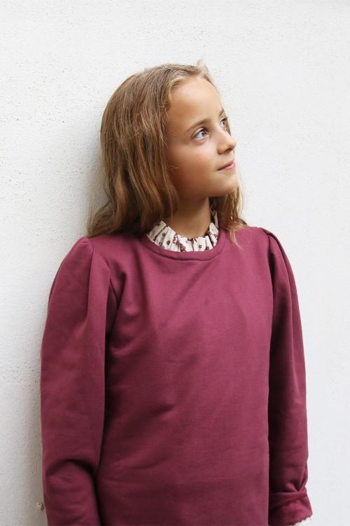 sweatshirt fille Brigit