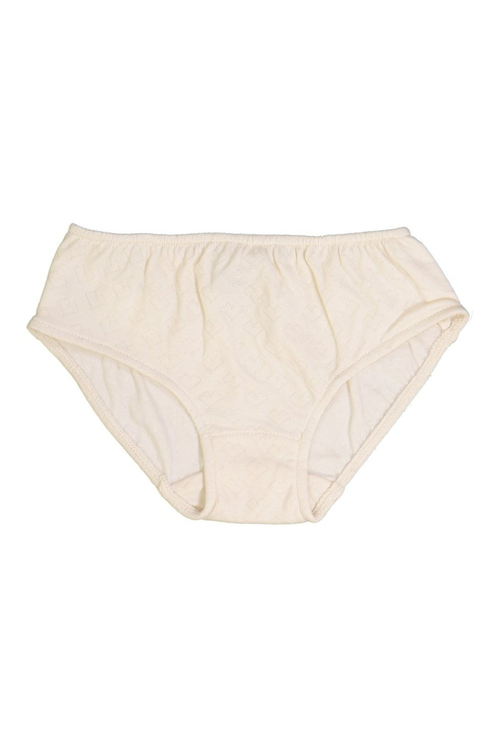Girl brief in organic cotton