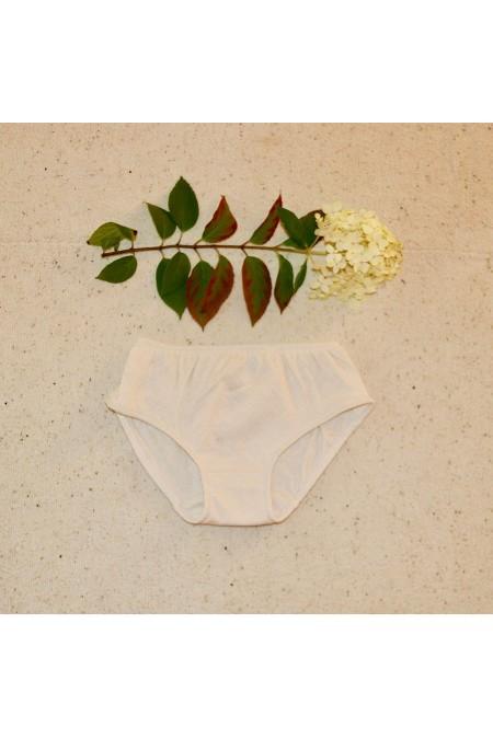 Culotte fillette en coton bio