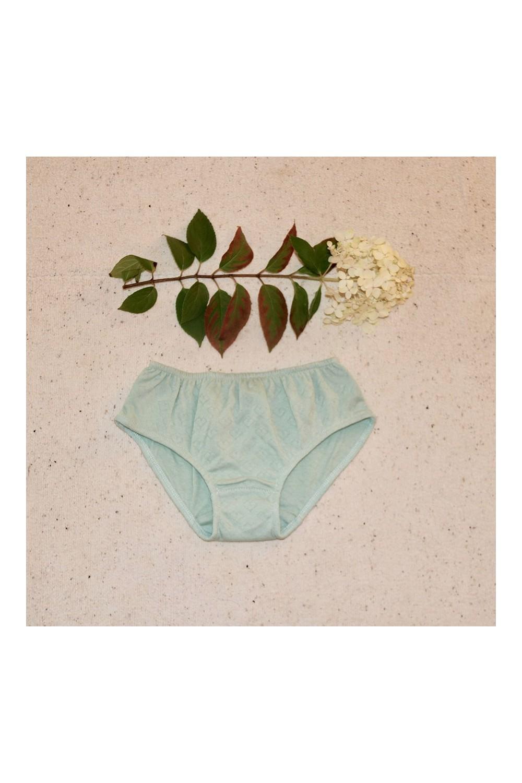 Organic cotton brief for girls