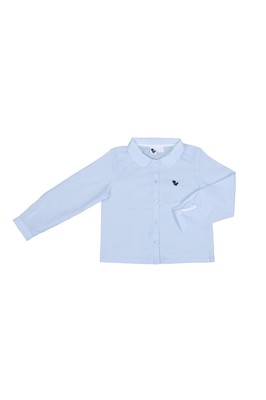 chemise fille risu risu coton bio bleu althae