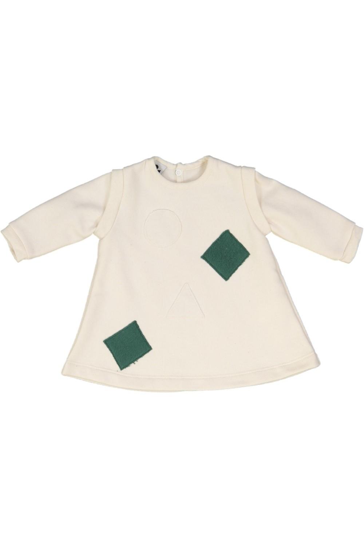 robe bébé coton bio outlet mosaic risu risu