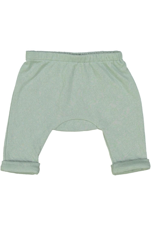 saroual bebe coton bio vert risu risu