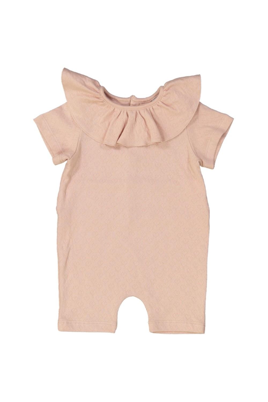combinaison bébé eole coton bio rosebud