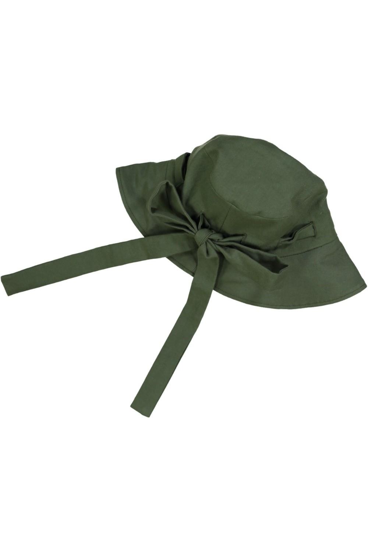 capeline solimar vert coton bio Risurisu risu