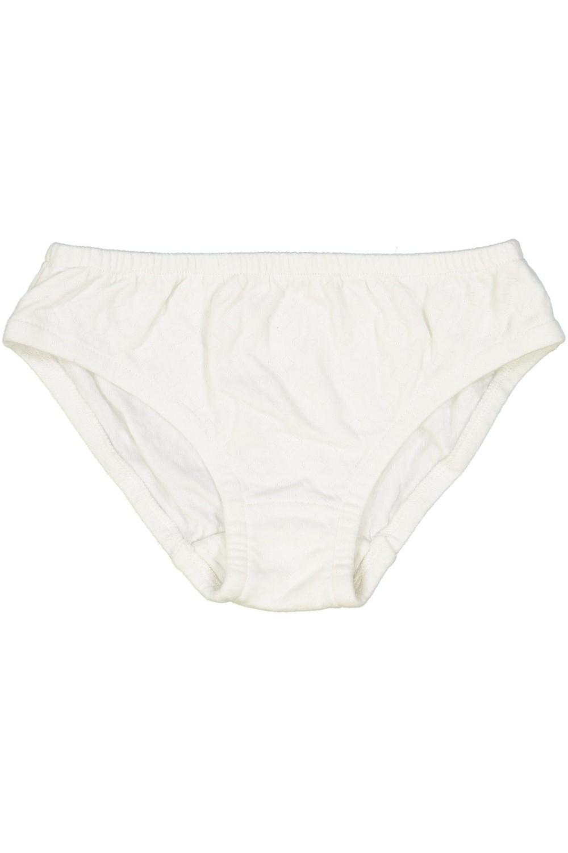 culotte fille sous vêtement coton bio