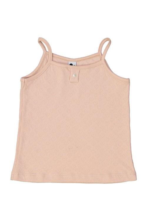 chemisette fille risu risu coton bio