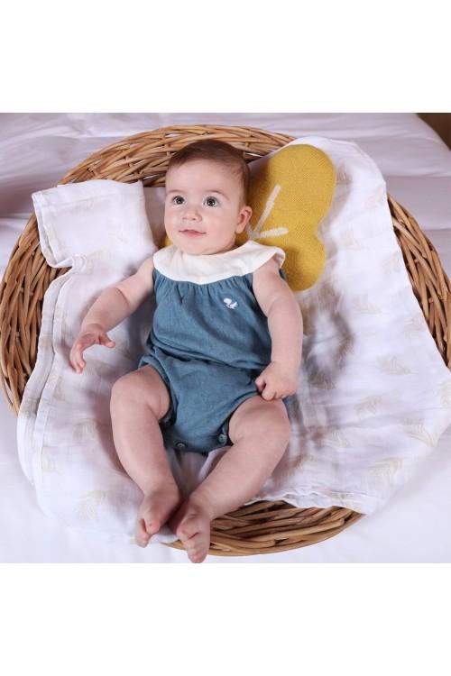Avocate baby romper