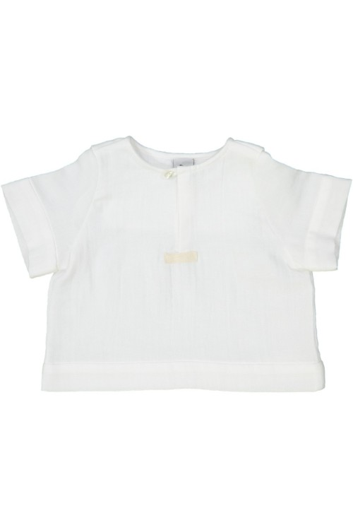 boys summer pirate white shirt risu risu