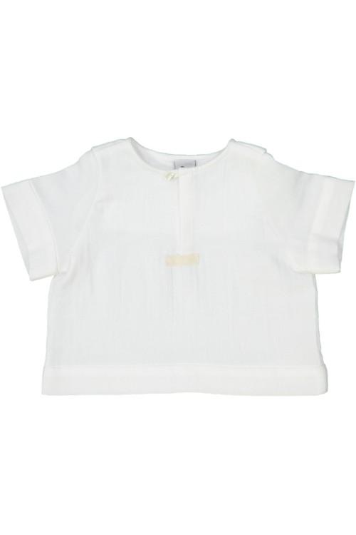 boys summer pirate white shirt risu risu