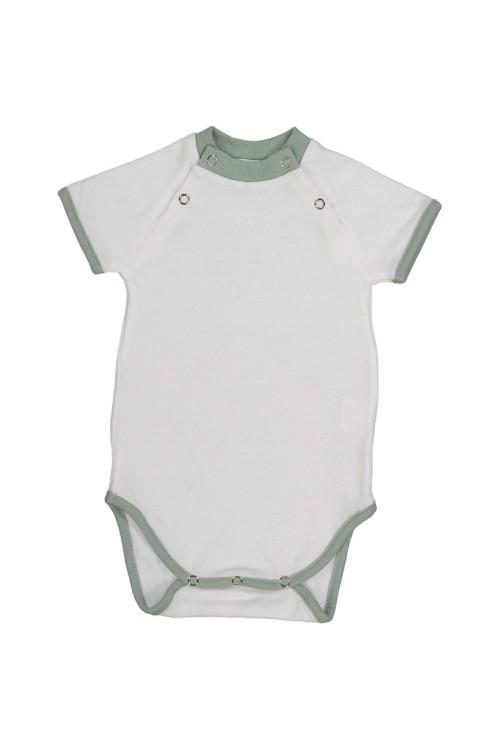body bébé en coton bio risu risu lecteur