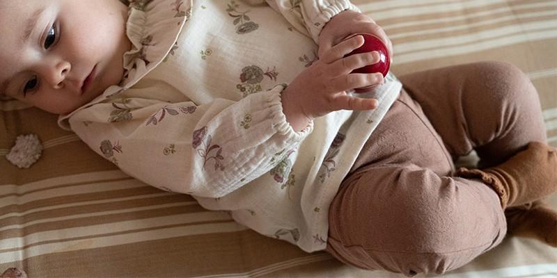 pantalons leggings bloomer et shorts risu risu pour les bébé bio