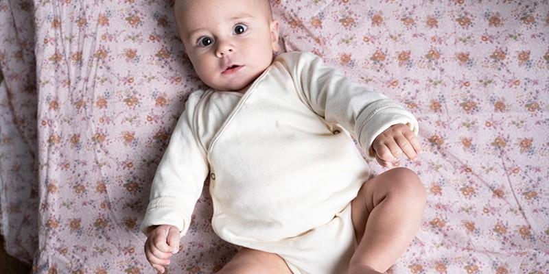 Body bébé 100% coton bio - de la naissance à 24 mois