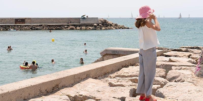 Pantalons, shorts, salopettes en coton bio pour enfant 3-12 ans