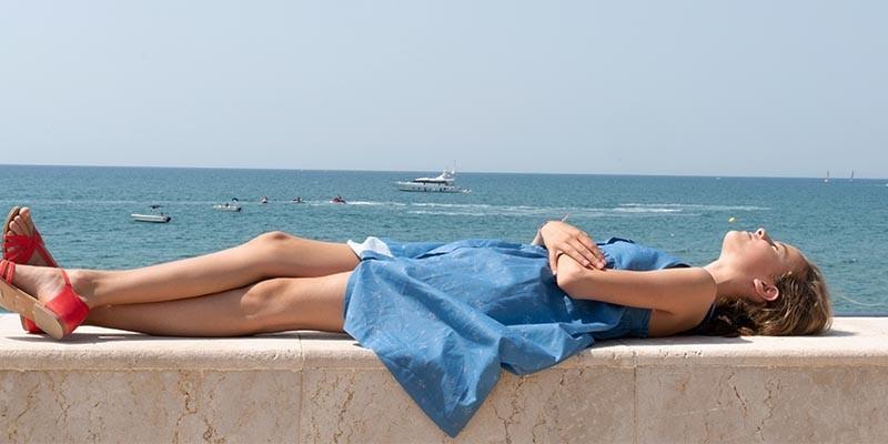 Dresses & skirts 100% Organic cotton for girl 3-12 years by Risu-Risu