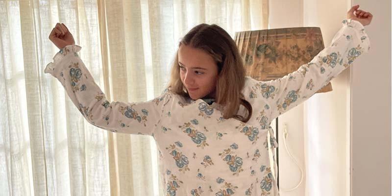 veste enfants coton biologique manteau mi saison doublée
