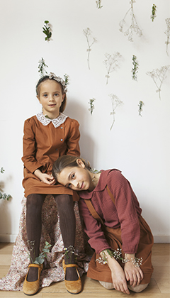 organic girls dresses risu risu